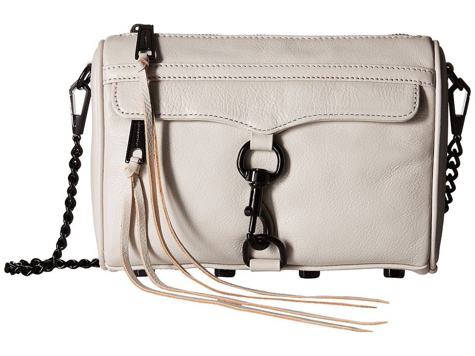 Rebecca Minkoff - Mini Mac (Putty) Cross Body Handbags