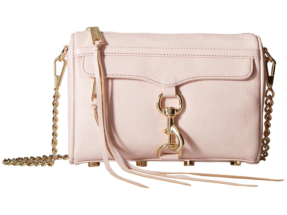 Rebecca Minkoff - Mini Mac (Baby Pink) Cross Body Handbags