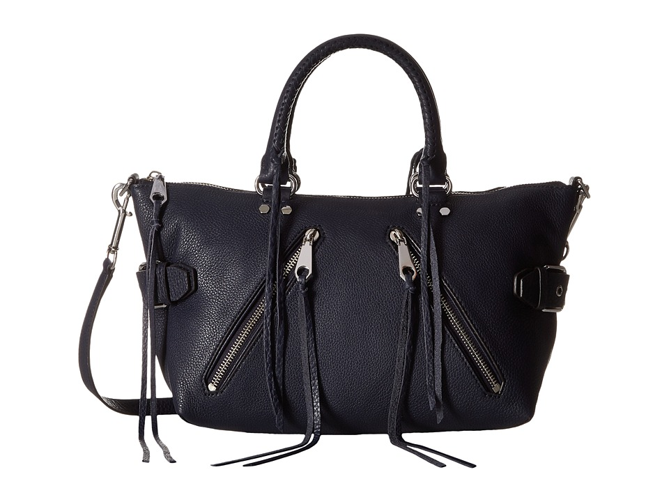 Rebecca Minkoff - Moto Satchel (Moon) Satchel Handbags