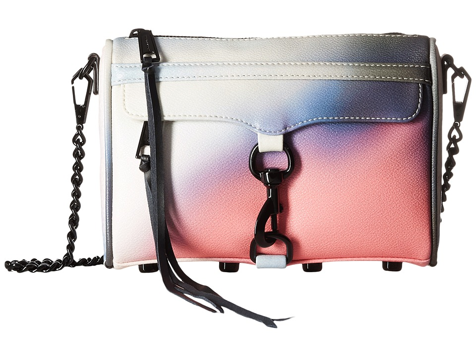 Rebecca Minkoff - Mini Mac (Graffiti Print) Cross Body Handbags
