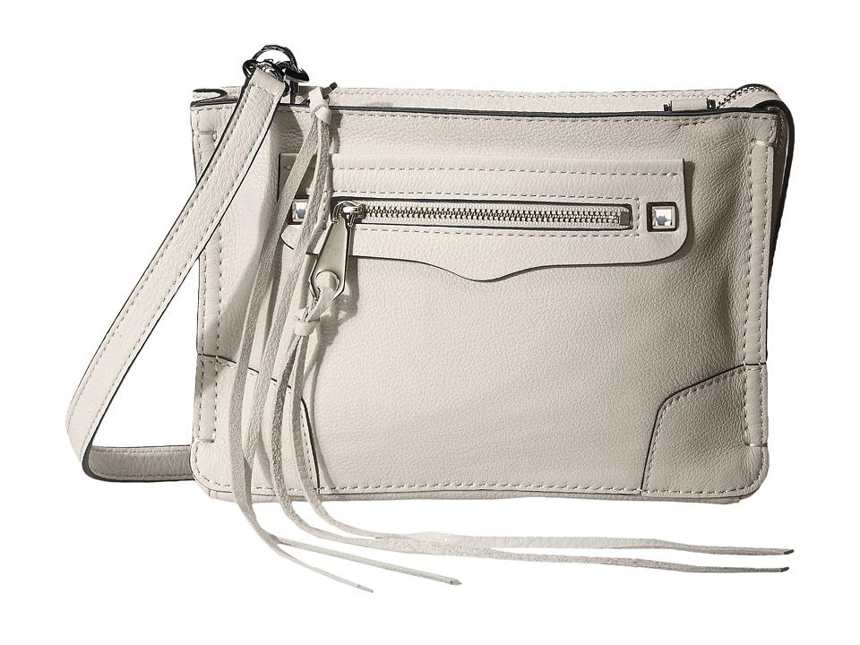 Rebecca Minkoff - Regan Crossbody (Putty) Cross Body Handbags