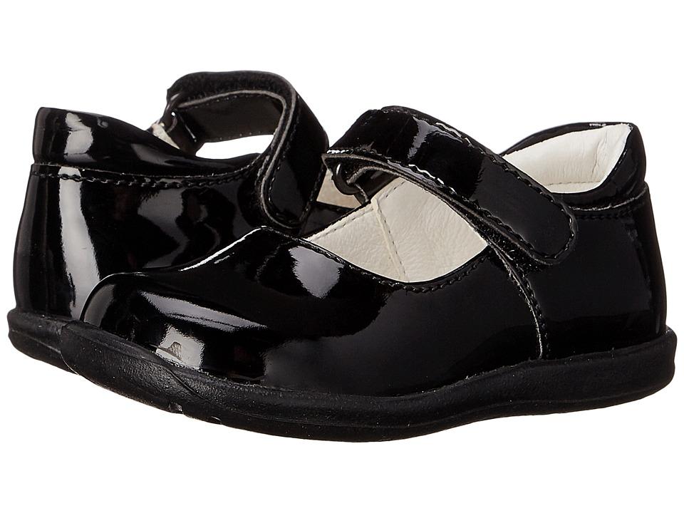 Primigi Kids - Andes (Toddler) (Black) Girl's Shoes