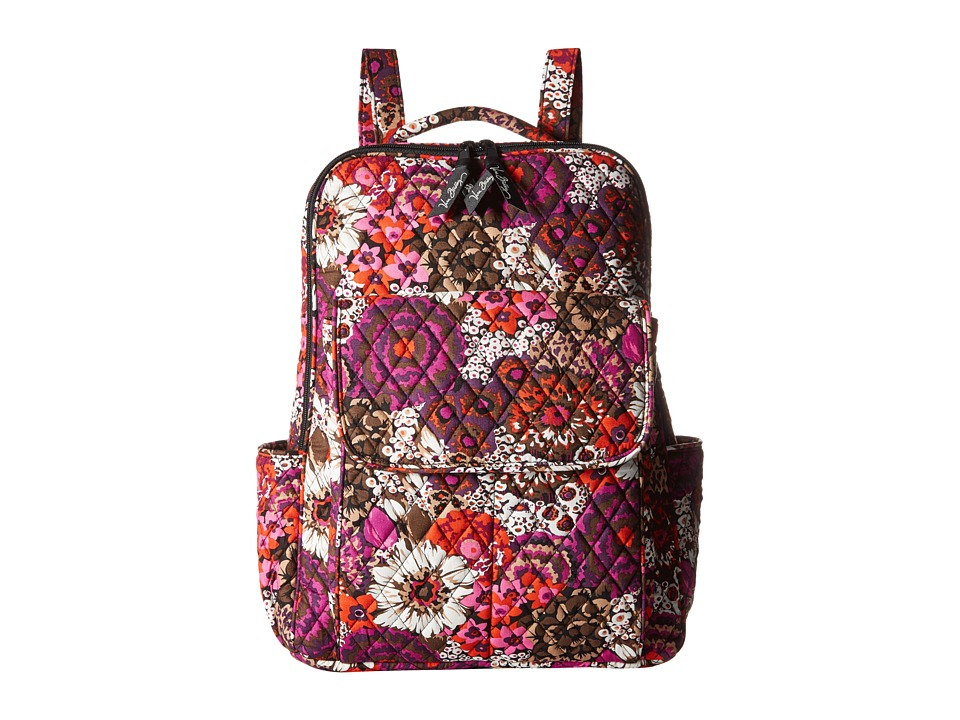 Vera Bradley - Ultimate Backpack (Rosewood) Backpack Bags