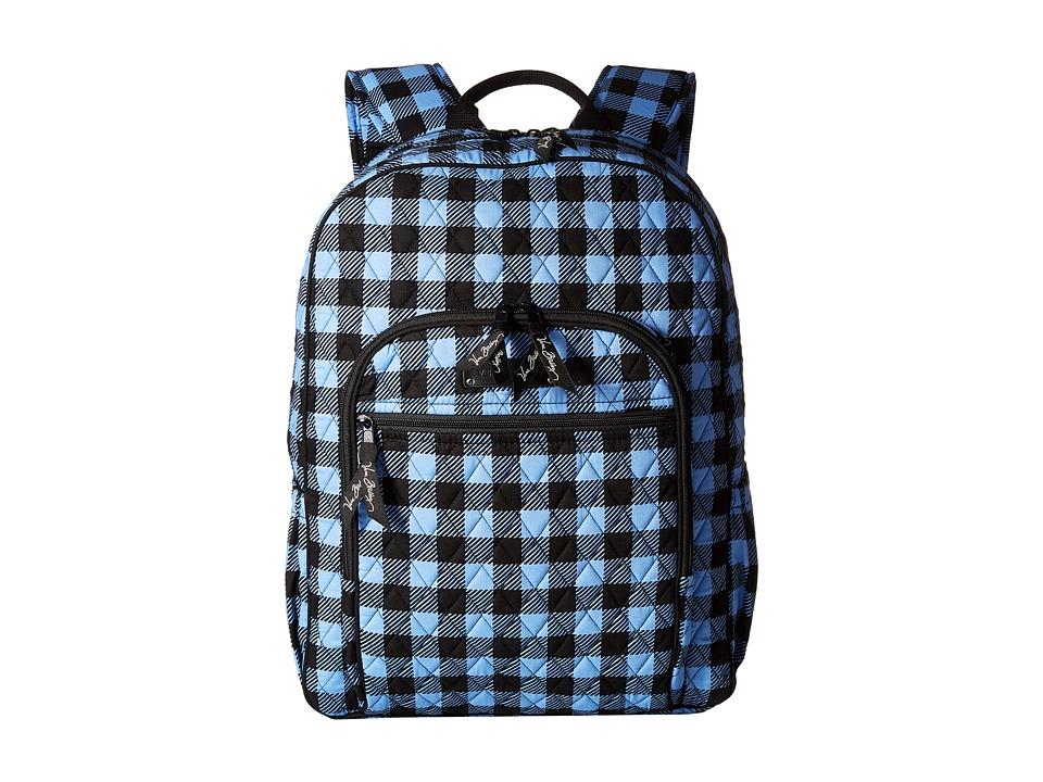 Vera Bradley - Campus Backpack (Alpine Check) Backpack Bags