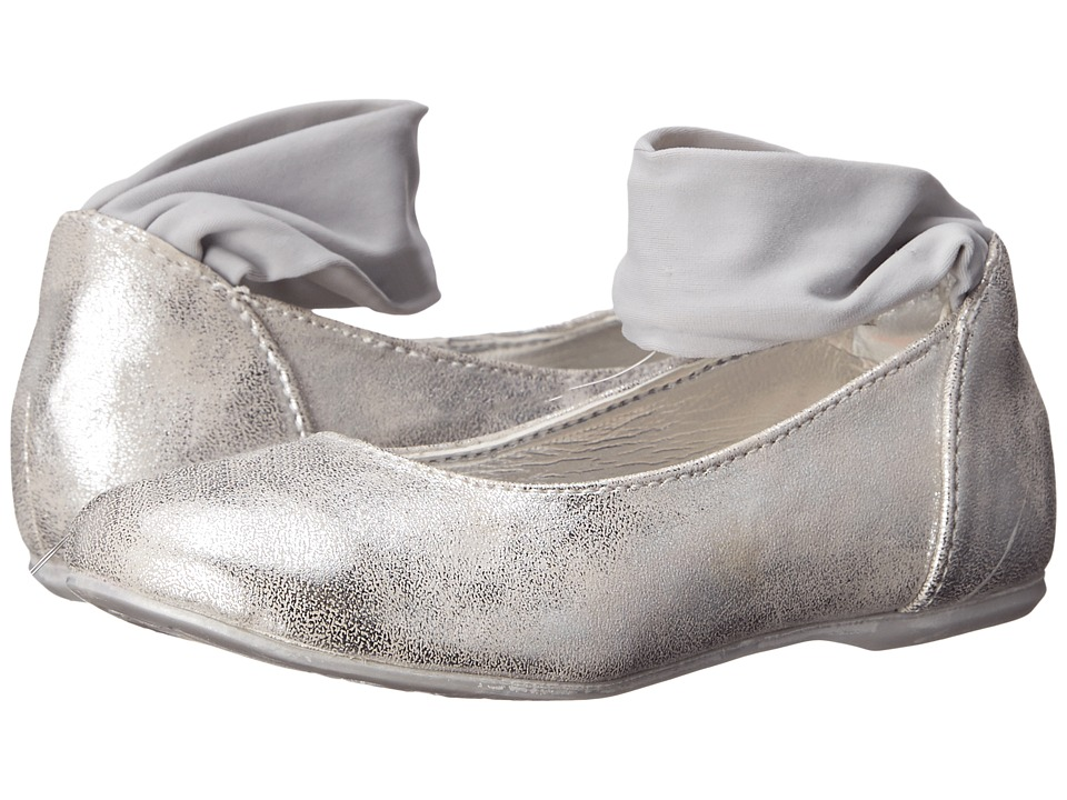 Primigi Kids - Ginni Argento (Toddler/Little Kid) (Silver) Girls Shoes