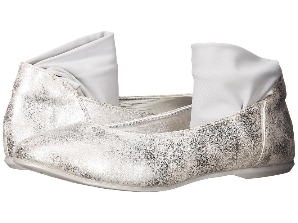 Primigi Kids - Ginni Argento (Little Kid) (Silver) Girls Shoes