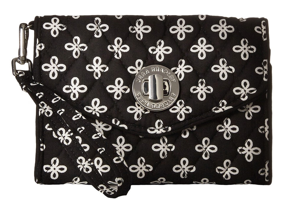 Vera Bradley - Your Turn Smartphone Wristlet (Mini Concerto) Wristlet Handbags
