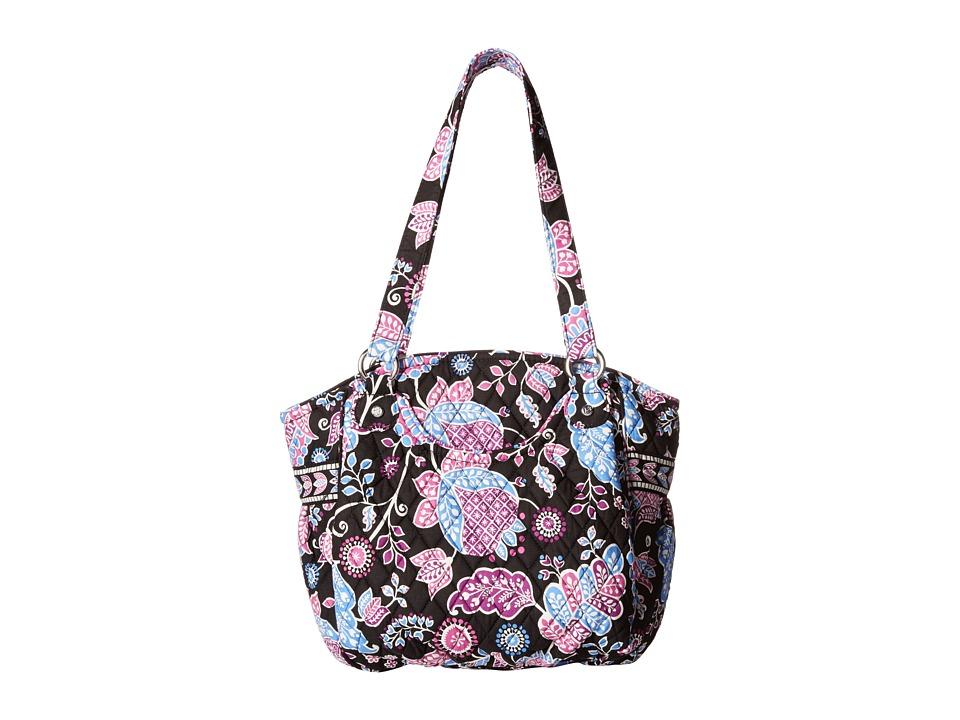 Vera Bradley - Glenna (Alpine Floral) Tote Handbags
