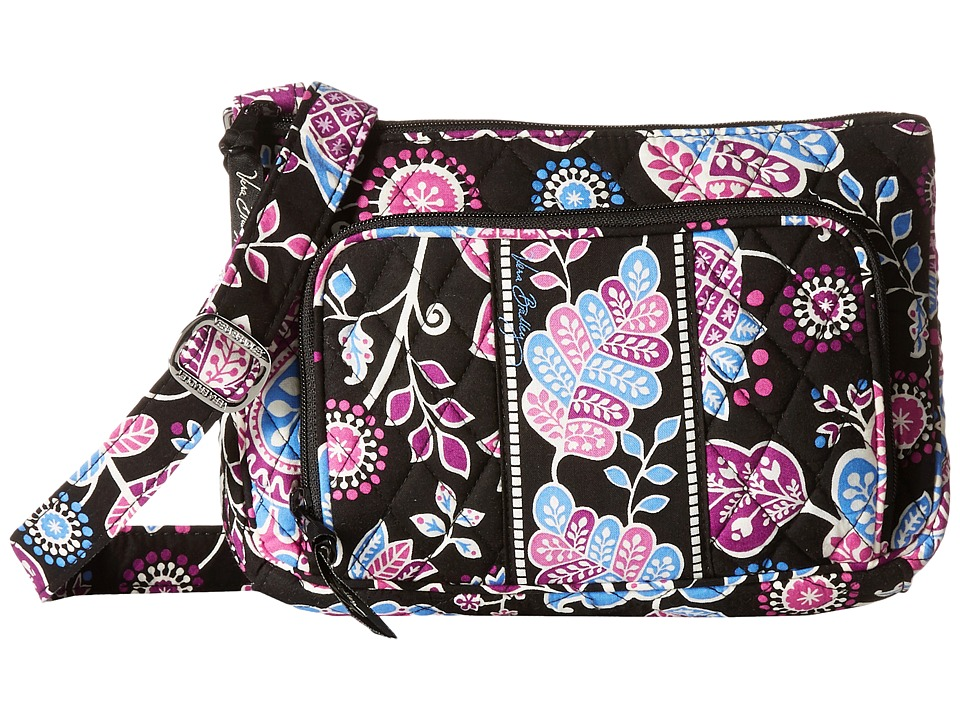 Vera Bradley - Little Hipster (Alpine Floral) Cross Body Handbags