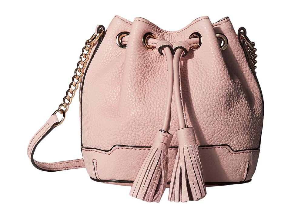 Rebecca Minkoff - Micro Lexi Bucket (Baby Pink) Cross Body Handbags