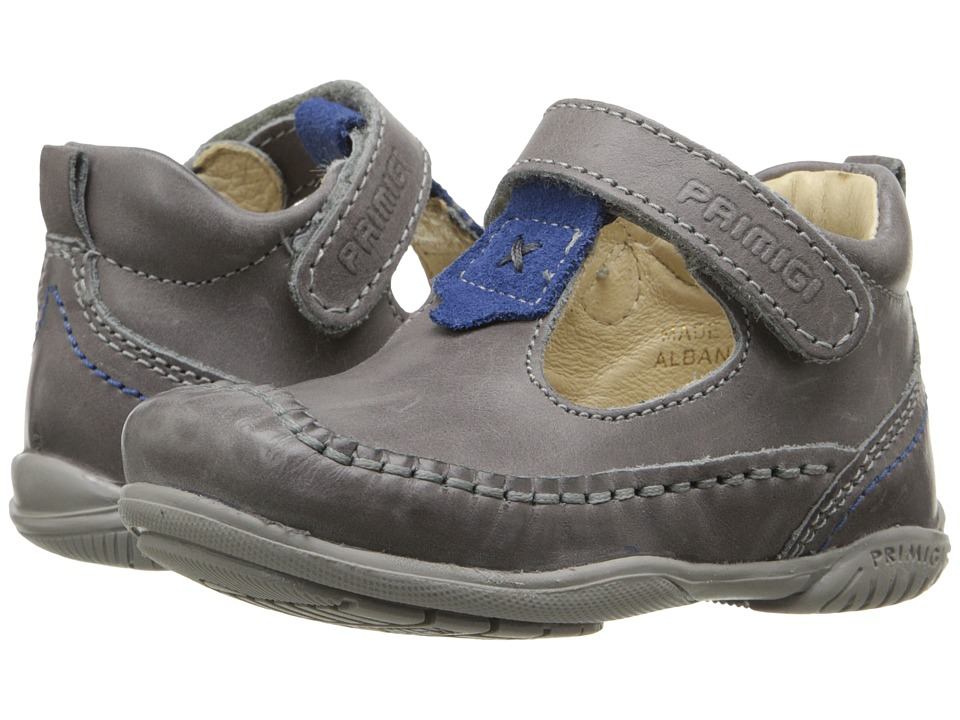 Primigi Kids - Blume (Toddler) (Grey) Boys Shoes