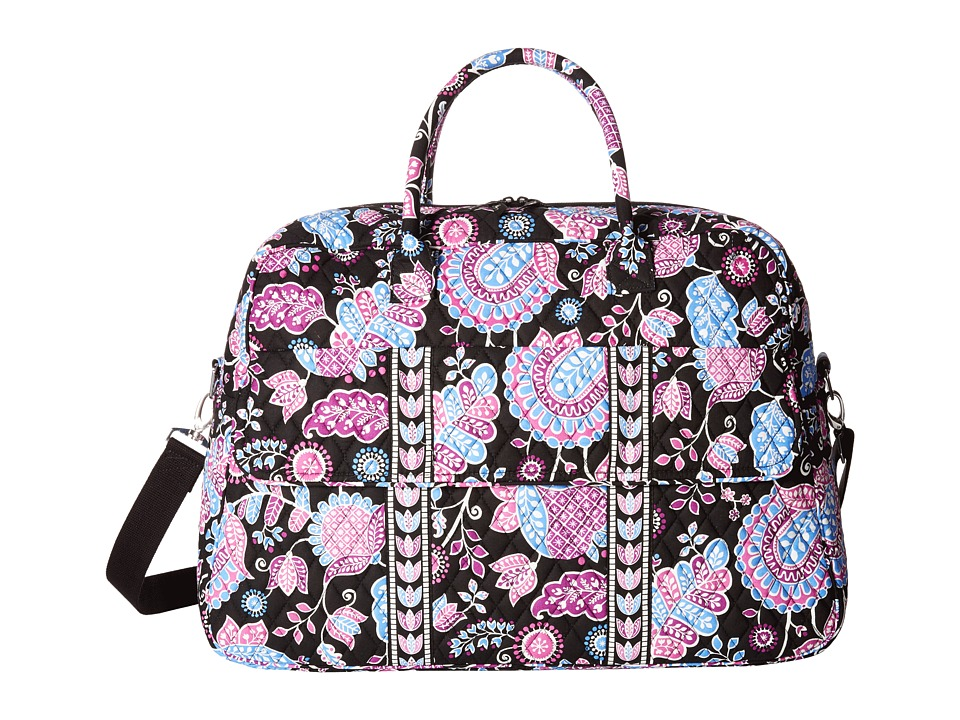 Vera Bradley Luggage - Grand Traveler (Alpine Floral) Duffel Bags