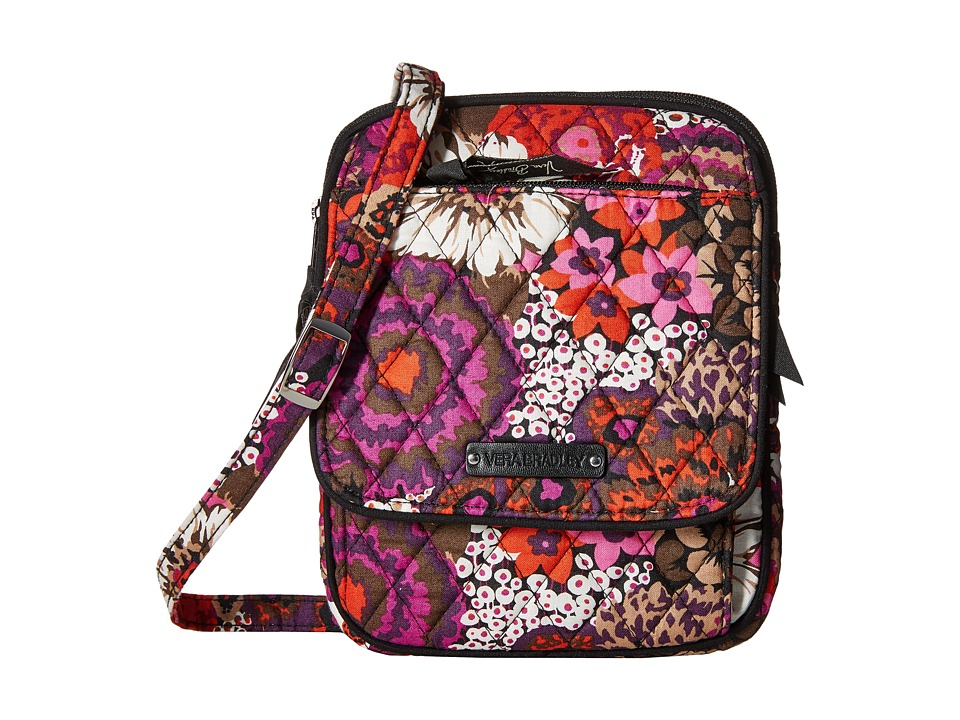 Vera Bradley - Mini Hipster (Rosewood) Cross Body Handbags
