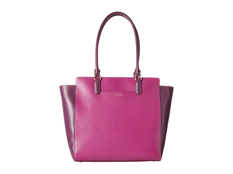 Vera Bradley - Morgan Tote (Plum) Tote Handbags