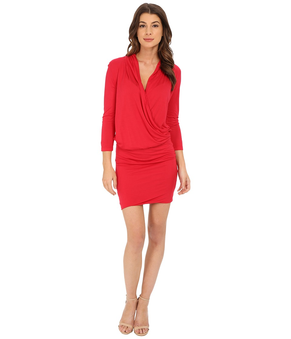 Young Fabulous & Broke - Getty Dress (Red) Women's Dress