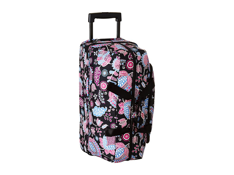 Vera Bradley Luggage - Lighten Up Wheeled Carry-on (Alpine Floral) Carry on Luggage