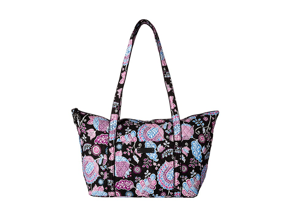 Vera Bradley Luggage - Miller Bag (Alpine Floral) Tote Handbags