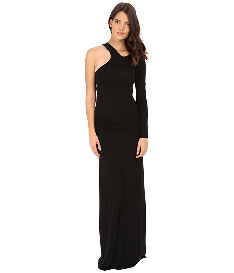 Young Fabulous & Broke - Vinny Maxi (Black) Women's Clothing