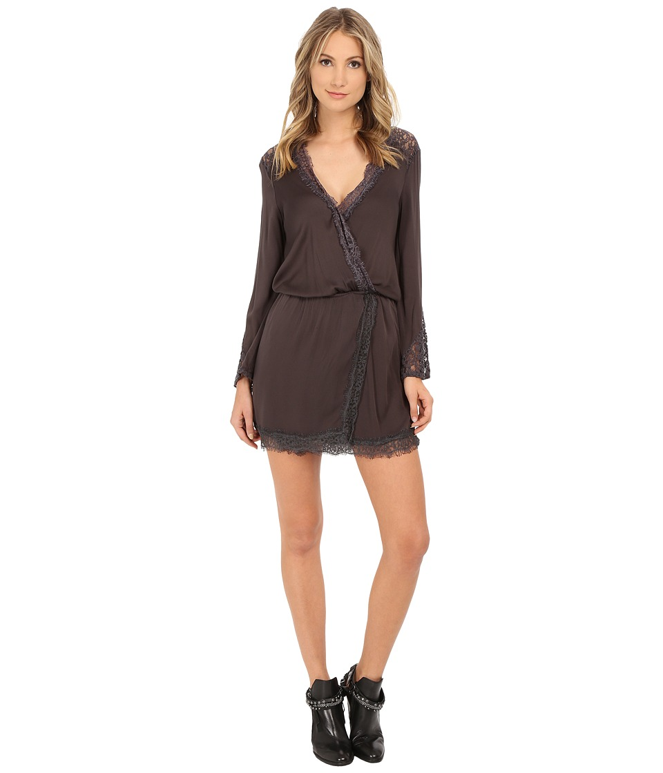 Young Fabulous & Broke - Nydia Dress (Storm) Women's Dress