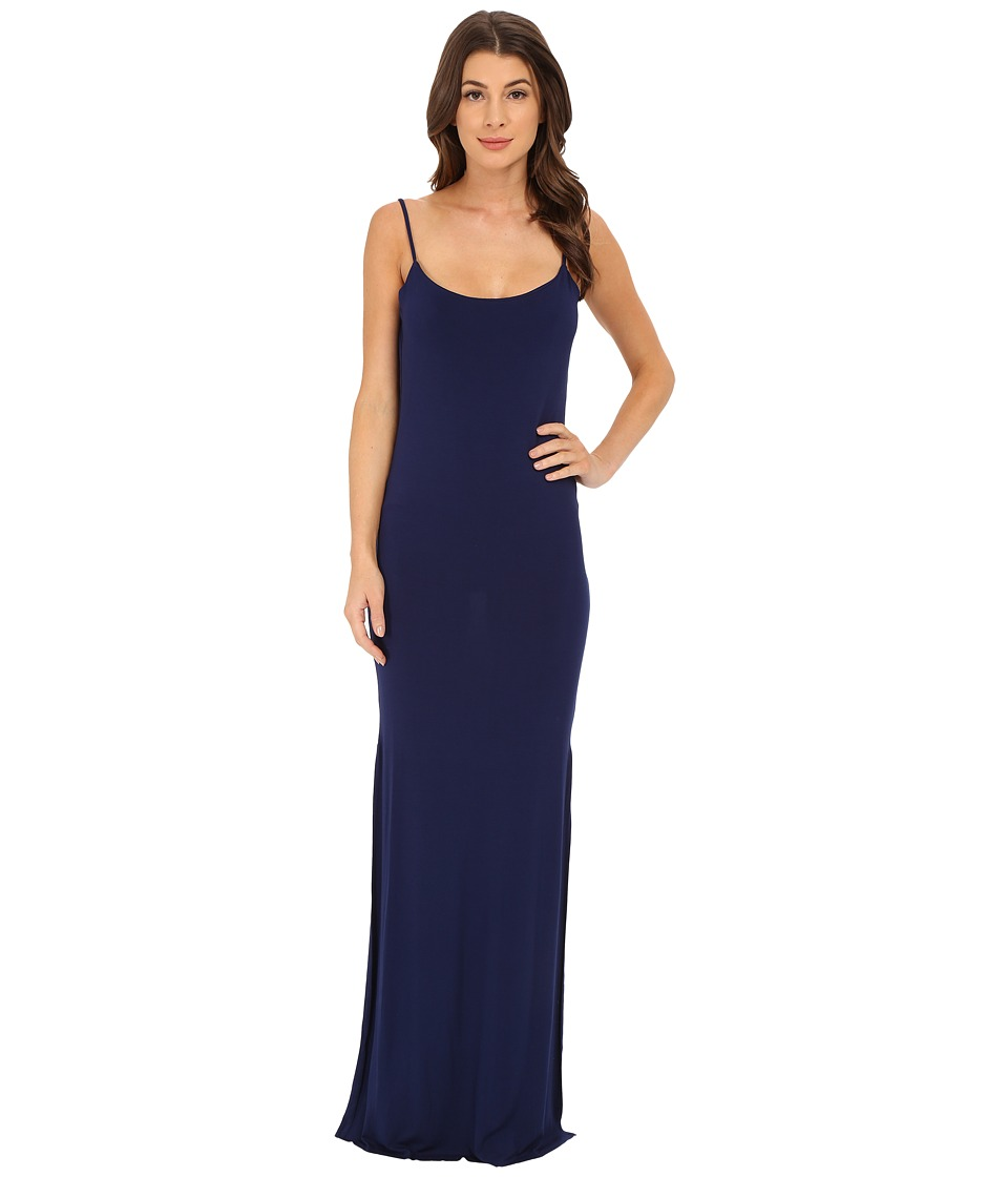 Young Fabulous & Broke - Faron Maxi (Navy) Women's Clothing