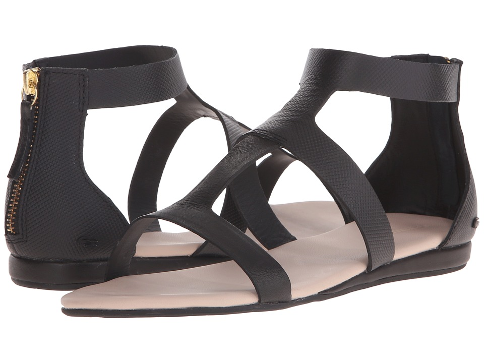 Lacoste - Atalaye (Black) Women's Sandals