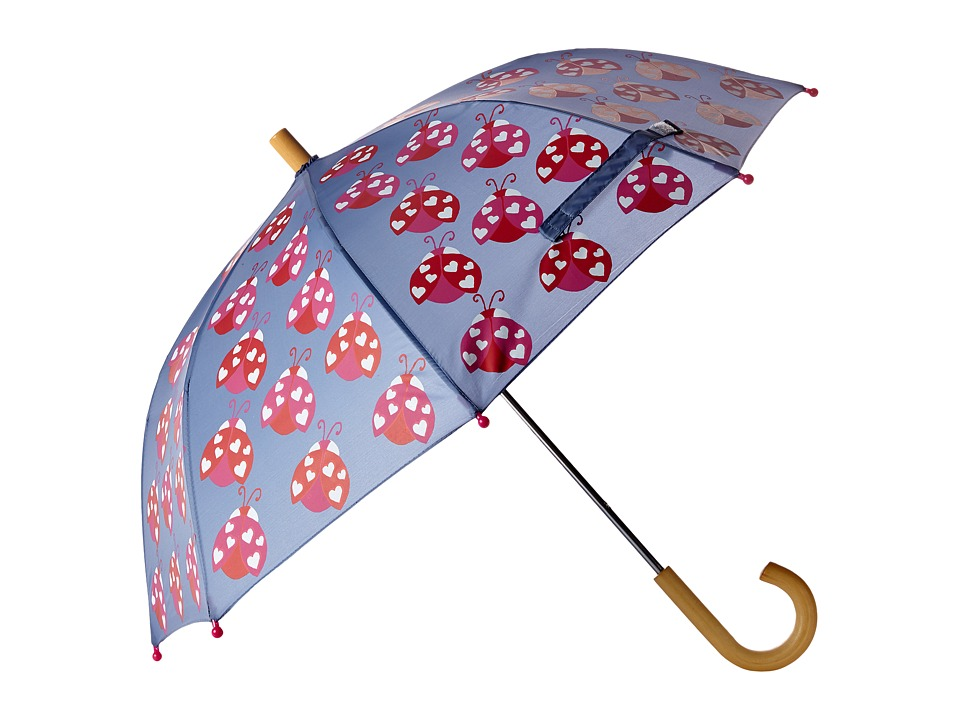 Hatley Kids - Ladybug Garden Umbrella (Blue) Umbrella