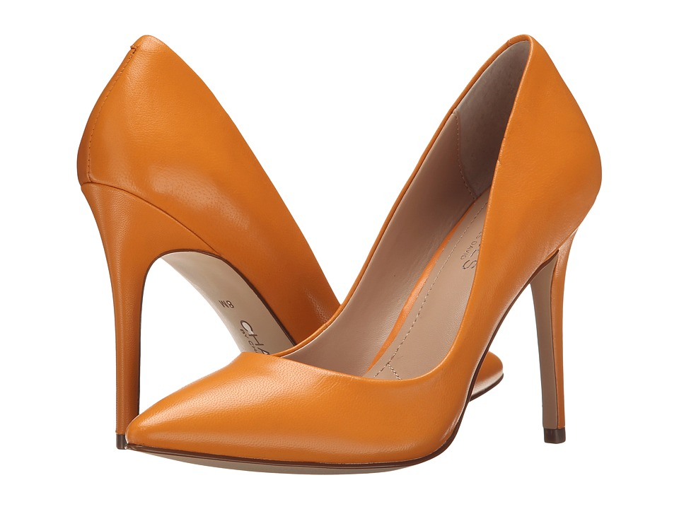 Charles by Charles David - Pact (Orange Leather) High Heels
