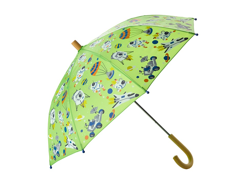 Hatley Kids - Astronauts Umbrella (Green) Umbrella