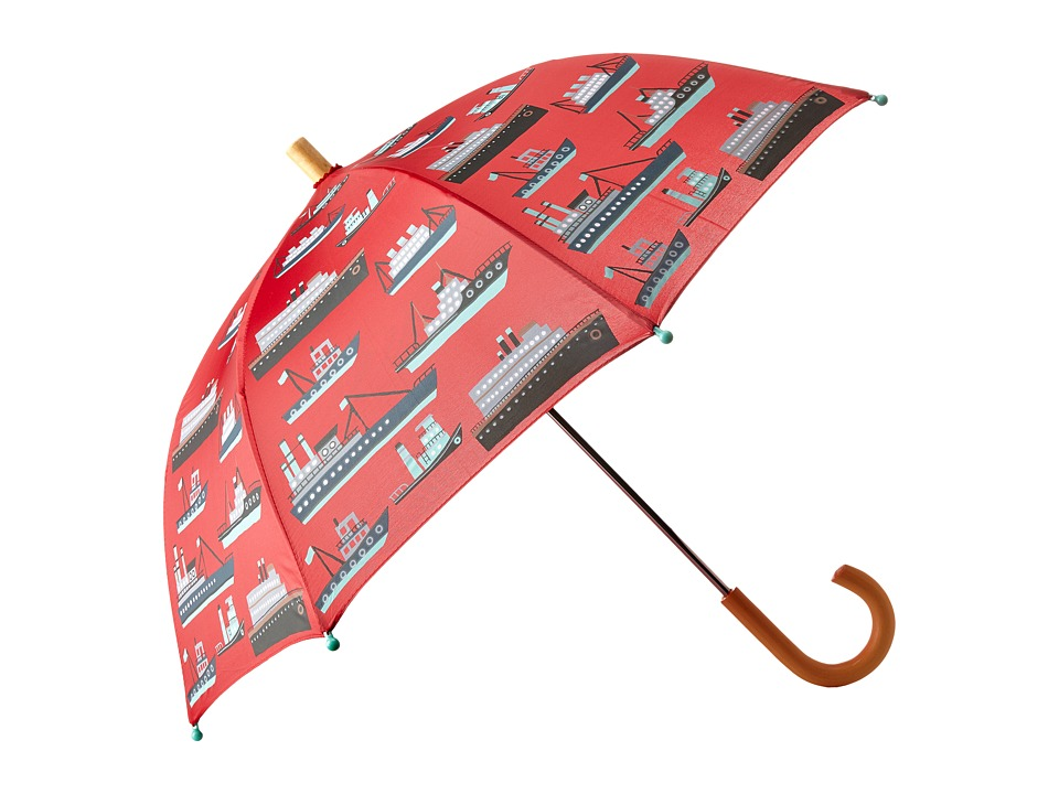 Hatley Kids - Ocean Liner Umbrella (Red) Umbrella