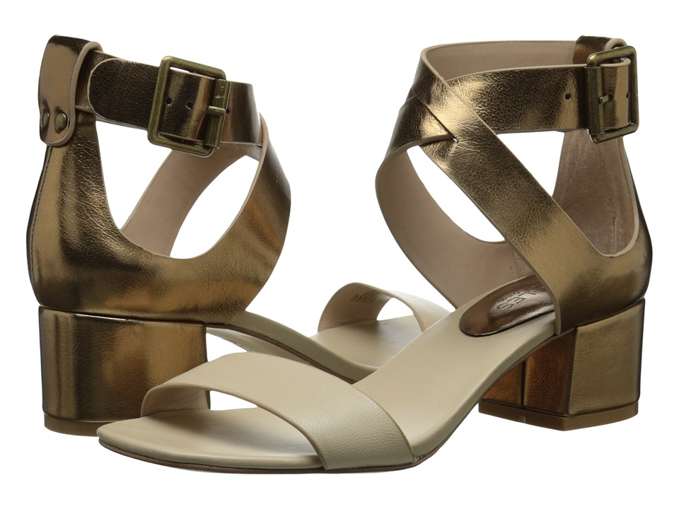 Charles by Charles David - Glam (Bronze/Latte) Women's Dress Sandals