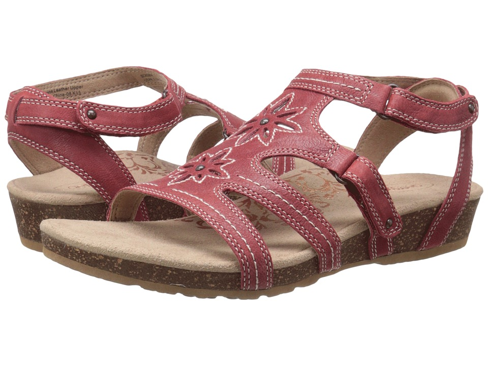 Aetrex - Natasha (Salmon) Women's Sandals