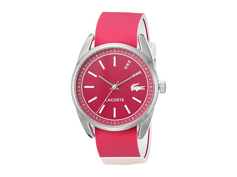 Lacoste - 2000890-Malaga (Pink) Watches
