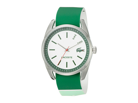 Lacoste - 2000892-Malaga (White) Watches