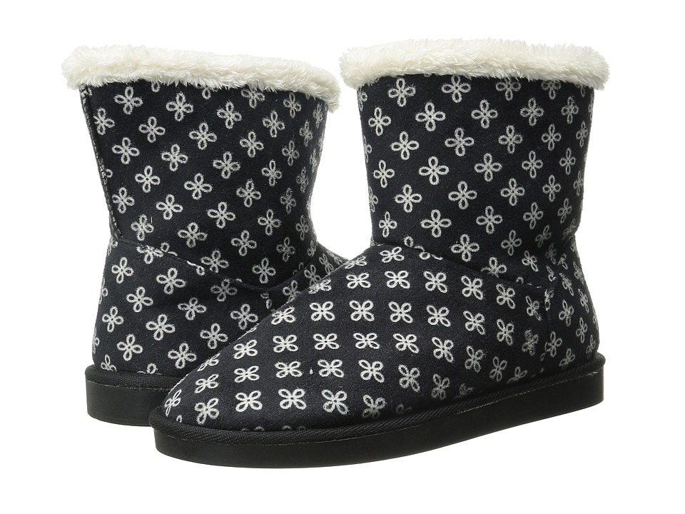 Vera Bradley Cozy Booties (Mini Concerto) Women