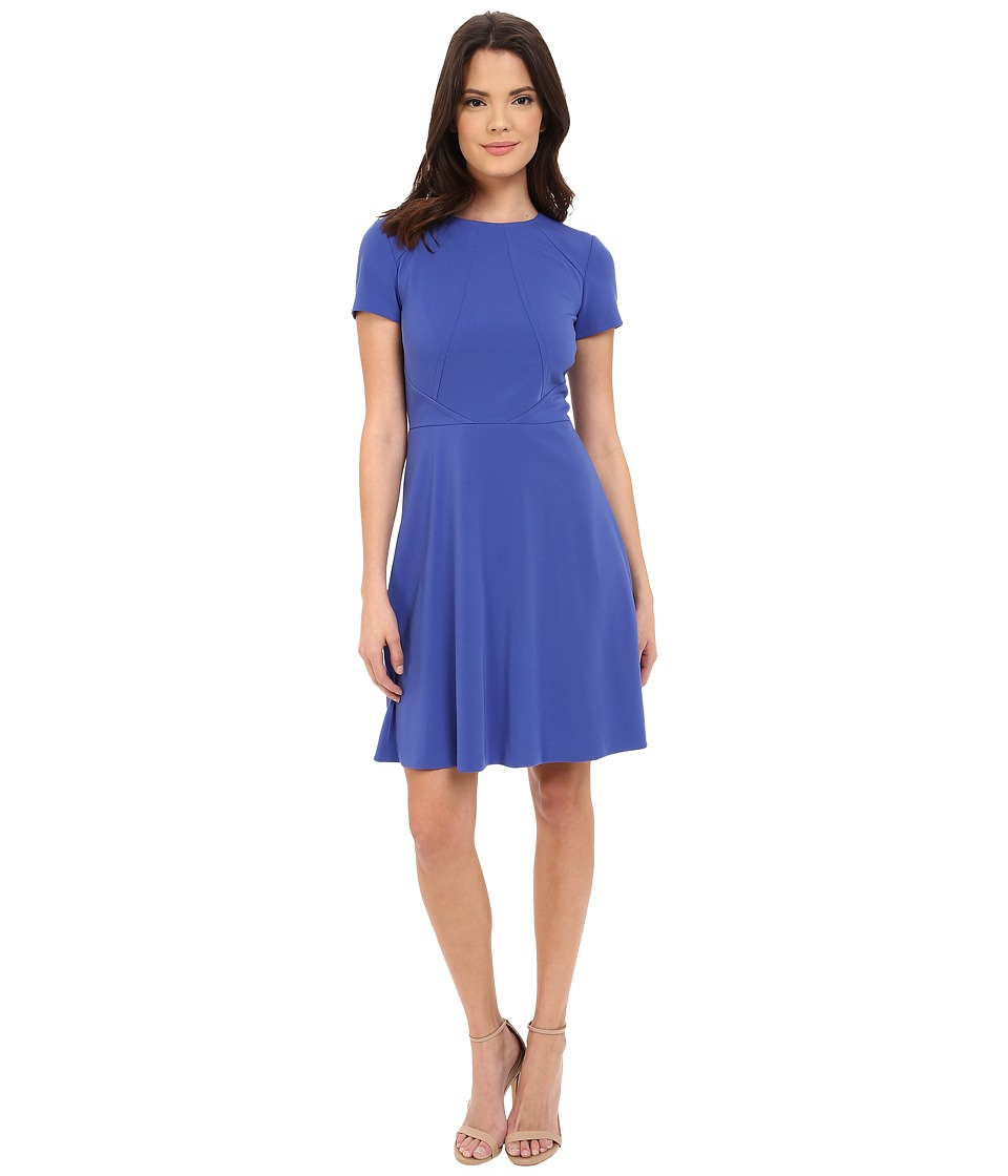 Tahari by ASL - Rachel - P Dress (Cobalt) Women's Dress