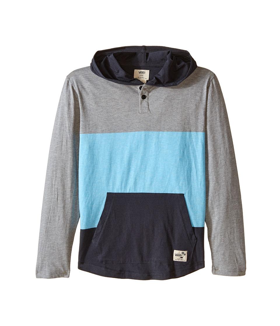 Vans Kids - Bayview (Big Kids) (New Charcoal) Boy's Sweater
