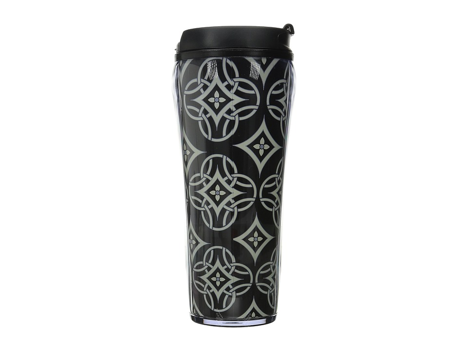 Vera Bradley - Travel Mug (Concerto) Individual Pieces Cookware
