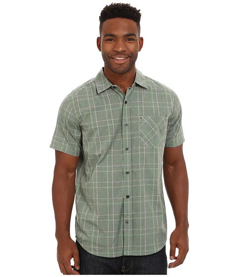 Hurley - Dri-Fit Dawson Short Sleeve Top (Carbon Green) Men