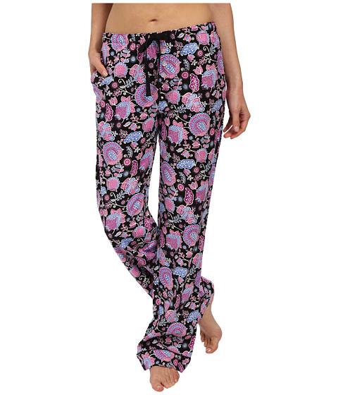 Vera Bradley - Cozy Flannel Pajama Pants (Alpine Floral) Women's Pajama