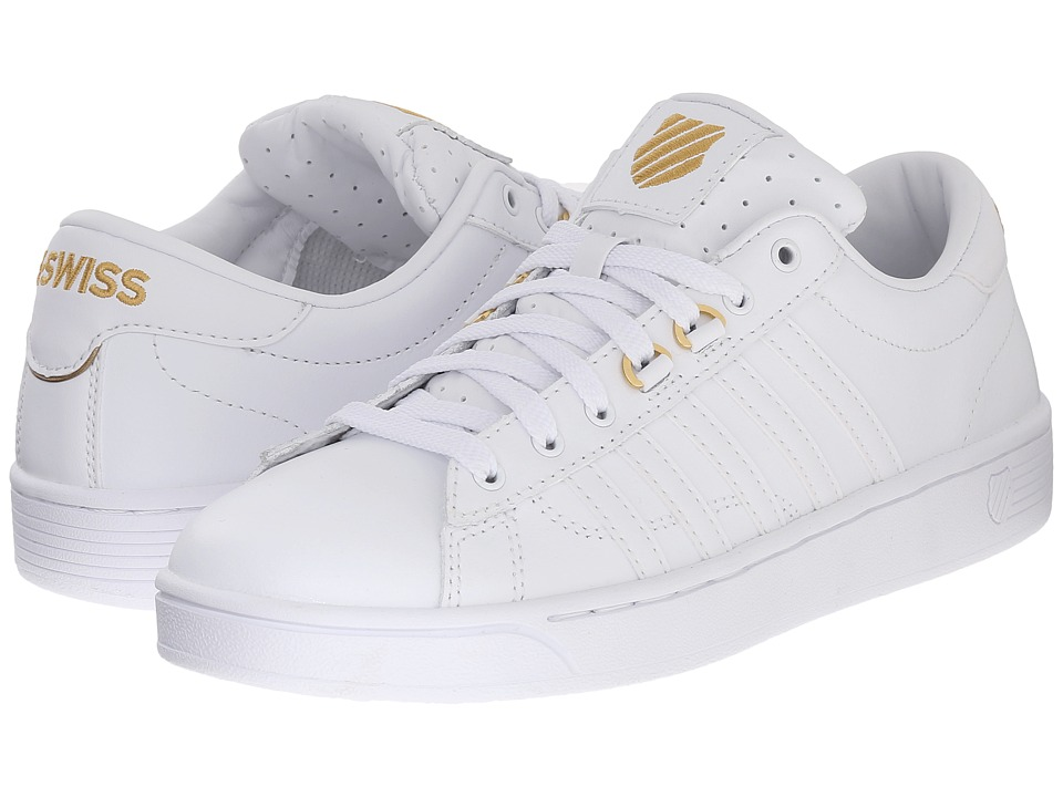 K-Swiss - Hoke 50th (White/Gold) Women