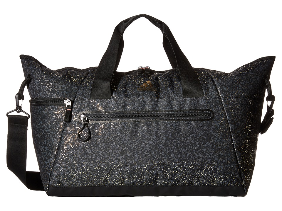 adidas - Studio Duffel (Terrazzo Foil/Gold) Duffel Bags