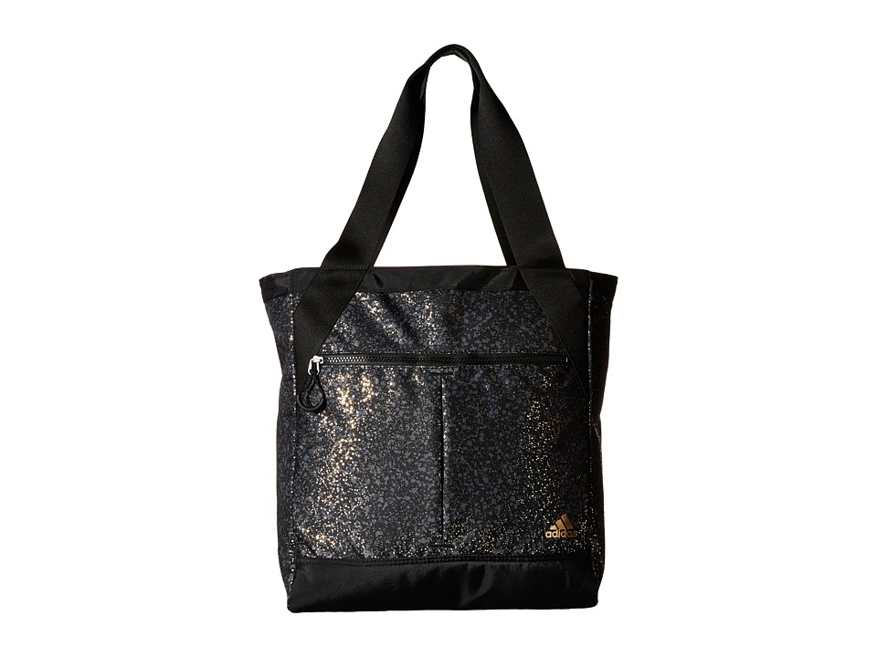 adidas - Fearless Tote (Terrazzo Foil/Gold) Tote Handbags