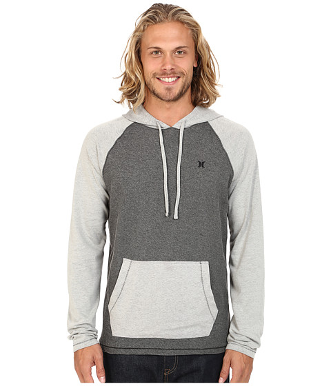 Hurley - Weekend Hoodie (Black) Men