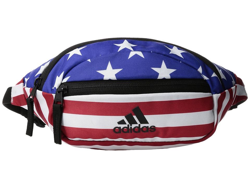 adidas - Rand II Waist Pack (Americana) Wallet