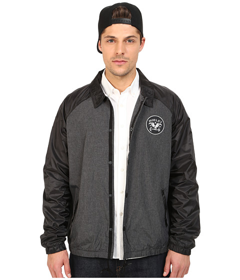 Hurley - MVP Homecoming (Black) Men's Coat