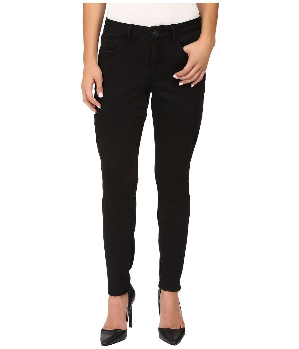 Jag Jeans Petite - Petite Westlake Skinny in Black (Black) Women's Jeans