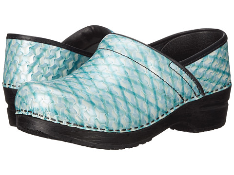 Sanita - Original Professional (Light Blue 2) Women's Clog Shoes