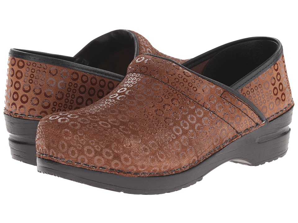 Sanita - Original Professional Leather (Brown) Women's Shoes