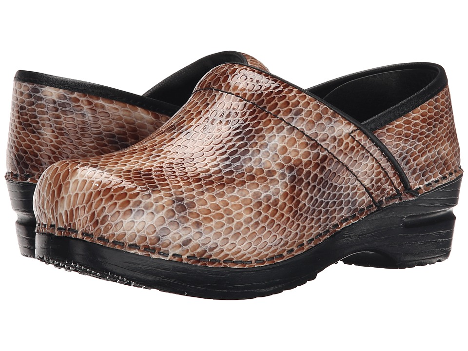 Sanita - Original Professional Leather (Brown 3) Women's Shoes