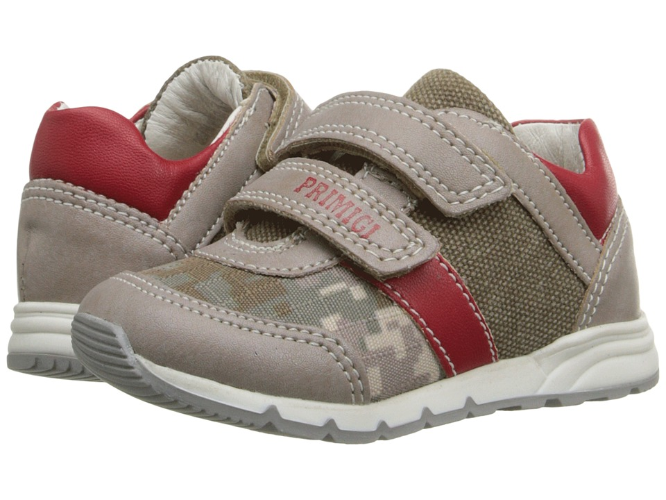 Primigi Kids - Ben (Toddler) (Beige) Boys Shoes